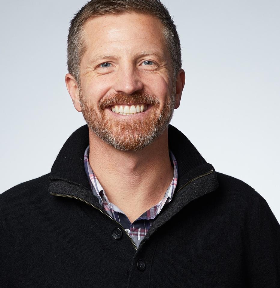 Ian Clazie, Executive Creative Director